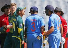 India - Australia face off  before Semifinal The stage has been set for the World Cup semifinal matches. Its New Zealand Vs South Africa on 24th of March and India Vs Australia on 26th of March. The India Vs Australia match semifinal was getting predictable even before quarter finals when India tops their position in league matches