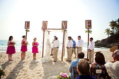 Photography by taraswain.com Event Design, Planning + Florals by thedazzlingdetails.com  Read more - http://www.stylemepretty.com/2011/07/11/puerto-vallarta-wedding-by-tara-swain-photography-the-dazzling-details/