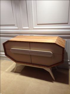 Modern furniture with leather