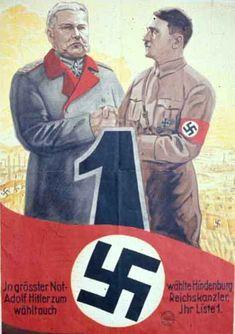 Плакаты Третьего Рейха. Пропаганда Третьего Рейха. История пропаганды