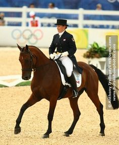 Judge My Ride's Sandra Donnelly Olympic Eventer for Team Canada #eventing, #dressage, #olympics
