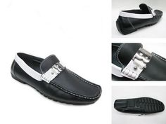 Men Burberry Casual Loafers.