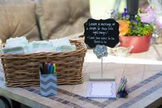 Gender Neutral Baby Shower Baby Shower Party Ideas | Photo 15 of 15 | Catch My Party