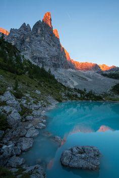 maximiliangreiner:  Lago de Sorapis