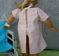42 Free Doll Clothes Patterns: All Sizes | FeltMagnet