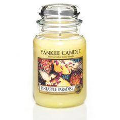 Yankee Candle Pineapple Paradise Housewarmer Jar Candle Reviews