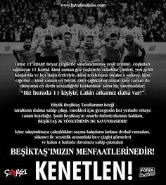 Çarşı'dan Beşiktaş Yönetimi'ne çağrı, Volkan Demirel'e gönderme! - Haber1903 | Beşiktaş'ın Kalbi