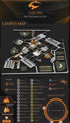 Wayfinding Designs | Award-Winning Digital Signage - Neosho Community College Interactive Wayfinding