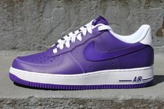 Nike Air Force 1 Low Court purple