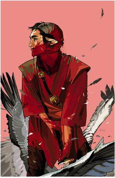 Saga #7 Cover