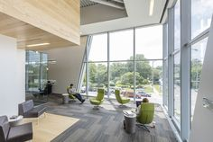 Gallery of Lawrence Public Library / Gould Evans - 5