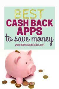 Best cash back apps to make money at the grocery store or shopping online.  Save money and make money fast with the best money saving apps.  Stretch your budget or pay off debt with the extra money you can earn fast with these cash back apps. #cash #savem