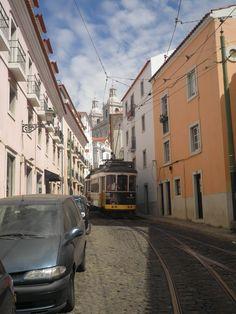 Street View, Lisbon