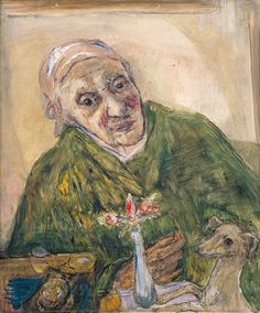 Born in 1906 into a family of wealthy Jews in Vienna, mentored by Max Beckmann, and a student at his Städelschule in Frankfurt, as well as at other art schools across Europe, the painter Marie-Louise Motesiczky developed a powerful style that infused Expressionism with emotional nuance. Fleeing the Holocaust with her mother, she settled in England, where she was nurtured by a circle including Ernst Gombrich and Elias Canetti (who was also her lover), and continued to paint throughout her…