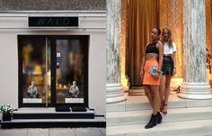 Wald Berlin Fashion / Shopping  Montag-Samstag 12-19 Uhr  Alte Schönhauser Strasse 32c 10119 Berlin