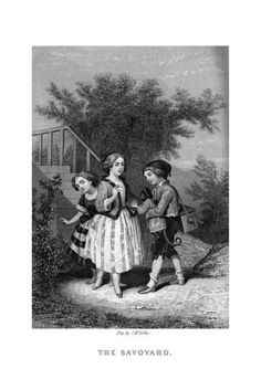 Godey's Lady's Book August 1864