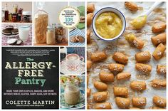 Win it! Go Allergy-Free with Colette Martin + GF Soft Pretzel Bites on the blog.