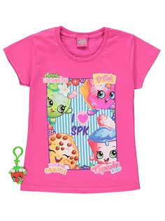 Shopkins T-shirt and Accessory, read reviews and buy online at George at ASDA. Shop from our latest range in Kids. Apple Blossom, Kooky Cookie, D'lish Donut ...