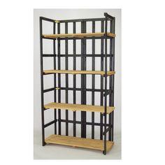Folding Shelf Unit Display