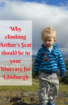 Are you coming to Edinburgh and want to see some unmissable sights? If so then you definitely need to check out Arthur's Seat. Travel   Family Travel   Hiking   Arthur's Seat  