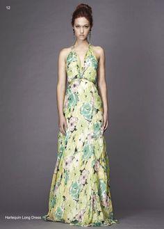 Winter Kate Harlequin Dress