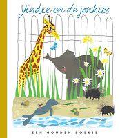 Ken je Yindee, dat leuke olifantje uit Artis. Sieneke van Rooij heeft voor de Gouden Boekjes serie een tweede boekje over Yindee geschreven.