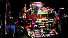 デコトラ Las Vegas Slots, Custom Trucks, Classic Cars, Lights, Japanese Style, Bike, Google Search, Truck, Bicycle