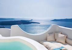 Native Eco Villa in Imerovigli Santorini Grece : Villa Paradisiaque et Ecologique