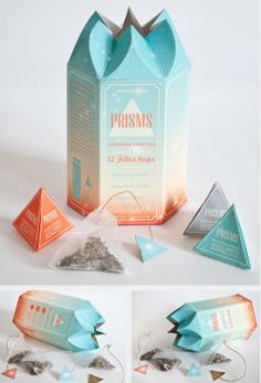 #Prisms #Teabags