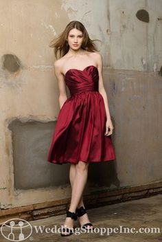 sultry red