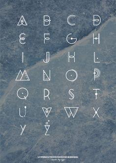 Creació d'una tipografia expressament adaptada a la campanya de Nadal 2012. Campanya utilitzada per l'estudi, com a autopromoció per felicitar les festes als clients.A través de les formes geomètriques i amb el joc de dos colors: blau i vermell, s'aconse…