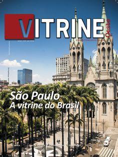 Capa da Revista Vitrine Oeste 1º Ano - Edição 09