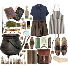 The Wizarding World: Potions Class