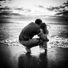Daddy daughter photo at the beach Daddy Daughter Photos, Dad Daughter, Mother Daughters, Father Daughter Photography, Daughter Quotes, Husband, Beach Photography, Children Photography, Family Photography