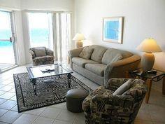 2 br  Pensacola Beach Ocean Front Condo Vacation Rental: Emerald Isle (pensacola Beach) #704