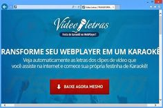 The Video Letras is an identified as computer adware threat that is crafted by the cyber crooks with the