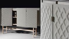 L meuble acoustique piegeur Normal Studio projet Atmosphère