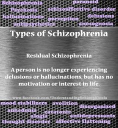 GOOD TITLE FOR ESSAY ON SCHIZOPHRENIA?