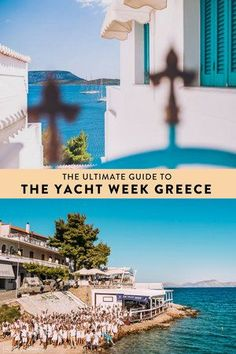 Thinking about doing The Yacht Week? Here's the ultimate guide to The Yacht Week Greece! Full of day parties, beautiful sunsets in jaw-dropping locations, and the world famous Nikki Beach party!