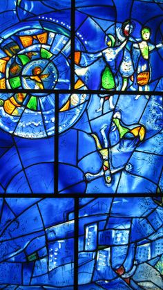 Chicago Art Institute, Chagall Windows