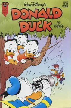 Donald Duck #330 - Rival Boatmen (Issue)