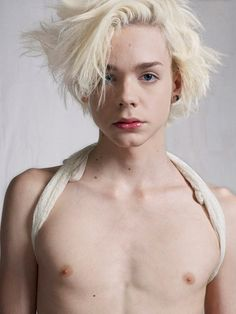 Evocative Portraits of Transgender Youth by Bettina Rheims (NSFW)