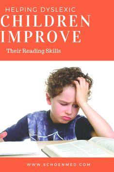 Helping Dyslexic Children Improve Their Reading Skills #dyslexia #dyslexiasignsandsymptoms #dyslexiastrategies #dyslexiateaching #dyslexiatreatment #dyslexialearning #dyslexiacause #dyslexiadiagnosis