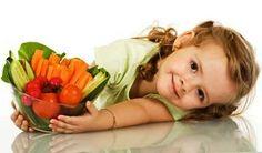 Çocuklar, sağlıklı beslenmenin bilincine varabilir.