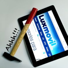 Ya tenemos protectores de cristal templado para tablet!! iPad y Galaxy Tab. Te protegen contra todo, comprobado. http://www.luxmovil.com/catalogsearch/result/?q=Film+Protector+Pantalla+Cristal+Templado+
