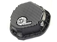 aFe POWER Rear Differential Cover Pro Series (03-12 Cummins/ 13-15 Cummins Leaf Spring Only (Does not fit coil spring suspension)/01-16 Duramax)