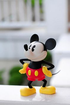 Mickey Mouse by Medicom
