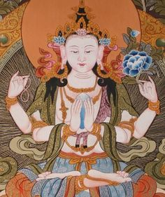 bodhi satva white tara Satva=the ultimate PEACE
