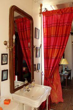 Chambre Pierre Loti Chateau de Chambiers #chateau #chambre #bnb