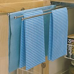 Sliding Towel Holder